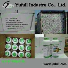 Selective Herbicide 2 4 d amine salt 720g/l SL, rice weedicide,agrochemicals