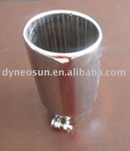 stainless steel car exhaust muffler