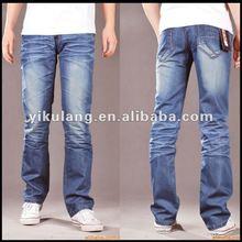 2012 new style men's denim jeans classic design