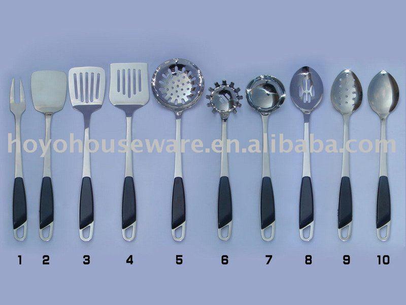 Nombres de utensilios de cocina for Kitchen utensils in spanish