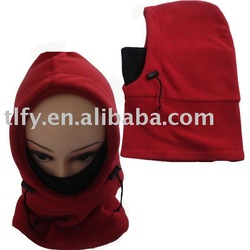 Balaclava/6 in 1 fleece hood