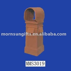 High Quality Novelty Qholesale Terracotta Chimney Cap