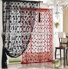 Decorative string Jacquard door curtain / Romantic door panels / window panels