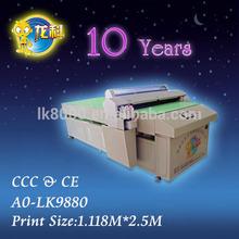 CD/DVD flatbed direct printer( large quantity printed)