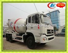 DongFeng DLS 6X4 concrete mixer truck for sale,concrete mixture truck