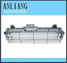 Marine Waterproof Luminaries fluorescent Ceiling Light Fixture 20W*2