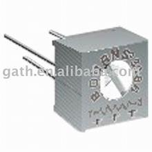 3386F-1-103LF - TRIMMER, 10K BOURNS 4.8mm Potentiometer