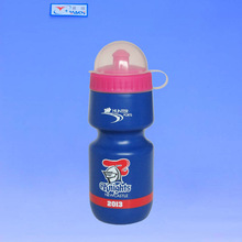 black plastic sport bottle made in china