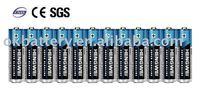 Carbon Zinc Battery Pack R6 AA 1.5V 12/S