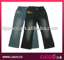 2012 new jeans for girls, Child garment