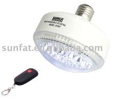 (LB502/R) RECHARGEABLE LED LIGHT BULB