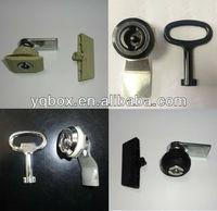 distribution box bar lock