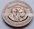 antique copper coin