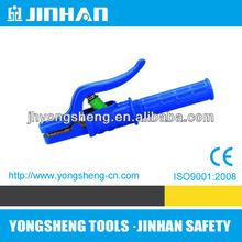 high quality electrode holder with blue colour DMC handle