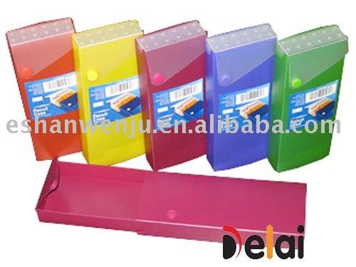 Dong guan PP Pencil case