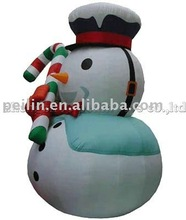 2012 new Inflatable holiday decoration Snowman for christmas decoration