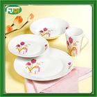 16 pcs ceramic dinerware set