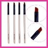 cosmetic angled eyebrow brush