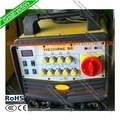 200A AC/DC quadrato-fluttuano la saldatrice dell'invertitore di impulso TIG