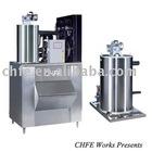 Dry flake Ice maker