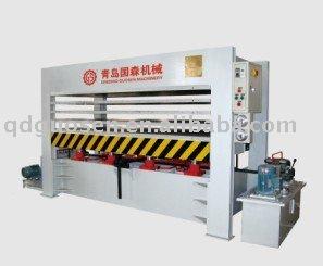 Wood Veneer Laminating Machine