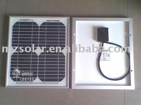 5 와트 태양 전지 패널