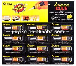KI-K02 glue adhesive super glue wood rubber plastic super glue
