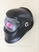 DIY auto darkening welding helmet