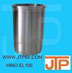 HINO marine cylinder liner EL100 and cylinder gasket