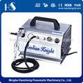 Hseng AS179K máquina de tatuagem airbrush compressor kit
