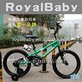 neues design kind fahrrad mit wasserflasche und Stahlrahmen