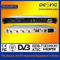 Dvb-t cofdm modulador