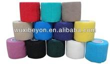 Non-woven self-adhesive elastic bandage