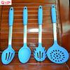 Versatile Innovating Silicone Kitchen Gadget,Set of 4,Blue