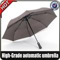 Parapluie automatiquement ouverte et fermée à 3 pliages