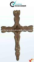 Reclaimed Handmade Shabby Distressed Wood Wall Cross
