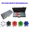 500 Cheap Poker Chip Set