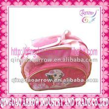 Fashion Design 600D School bag For Girls