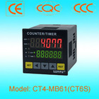 CT4 Series 6digit Pulse Batch Counting Intelligent Timer/Counter