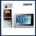 /tcp ip video téléphone de porte 600a3t station de plein air et h3 moniteur d'intérieur