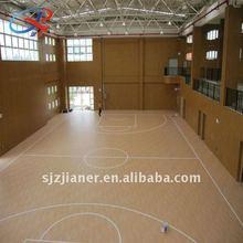 pvc indoor floor for basketball court