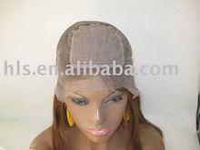 "silk top, human hair full lace wig, 16"", 4#, STW, high quality"