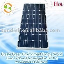 180W Monocrystalline High Quality solar panel