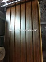 2014 New Design Laminated PVC Step panel