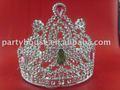 de lujo de altura de carnaval de pricesas tiara con piedra