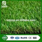 SGS ROHS CE landscaping grass 4 tones artificial turf grass for garden