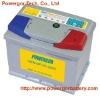 12V 36AH Maintenance Free Sealed Lead Acid car battery 53638-MF