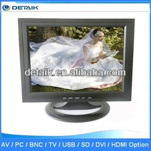 DTK-1508 VGA Input 15 inch LCD Monitor Price