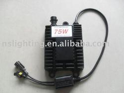 High power car hid xenon ballast(12v 75w ) / hid ballast