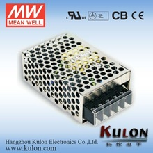 MEAN WELL 25W Single Output Switching Power Supply 12v led driver